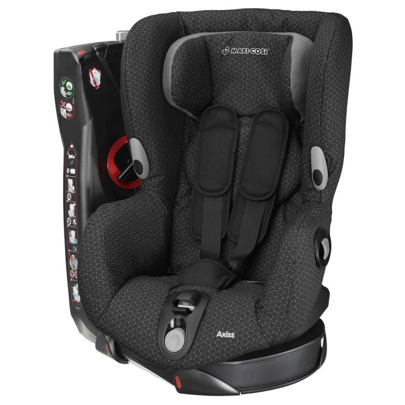 Maxi-Cosi Axiss - Car Seat | Black Crystal