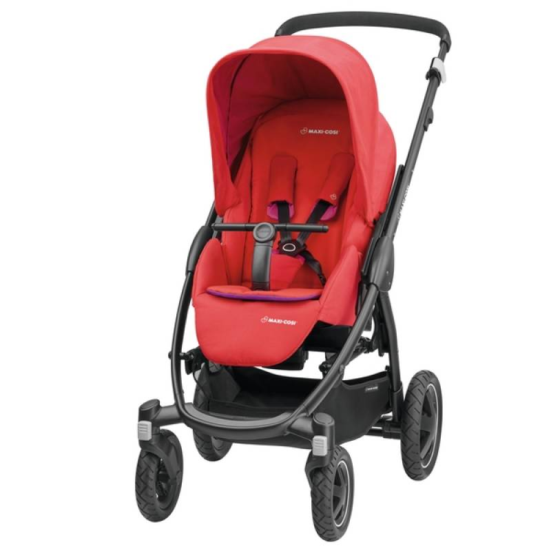 Maxi-Cosi Stella - pushchair | Red Orchid