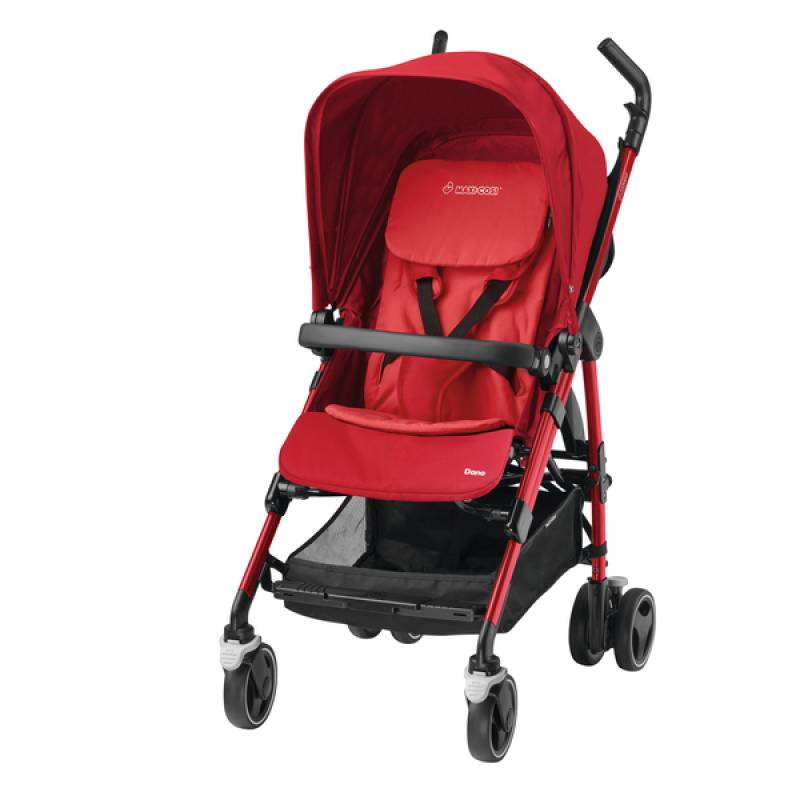 Maxi-Cosi Dana Pushchair | Origami Red