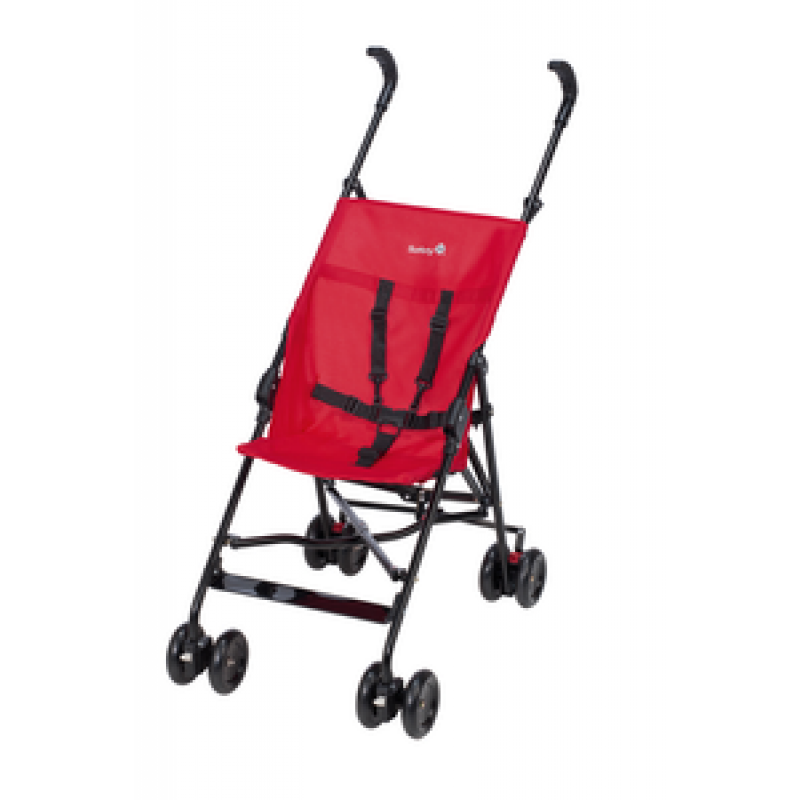 Safety 1st Peps - pushchair | Plain Red