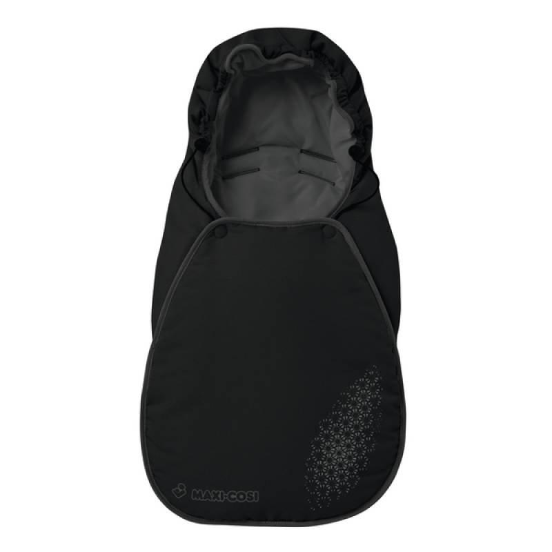 Maxi-Cosi CabrioFix - Footmuff - Origami Black