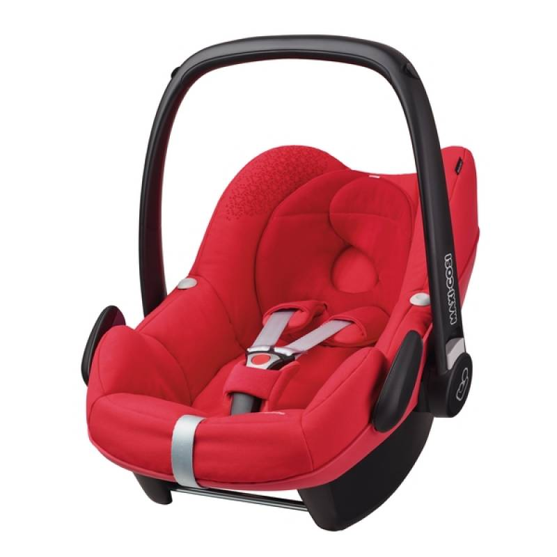 Maxi-Cosi Pebble - Car Seat | Origami Red