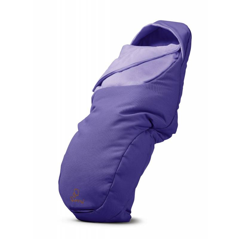 Quinny General Footmuff | Purple Pace