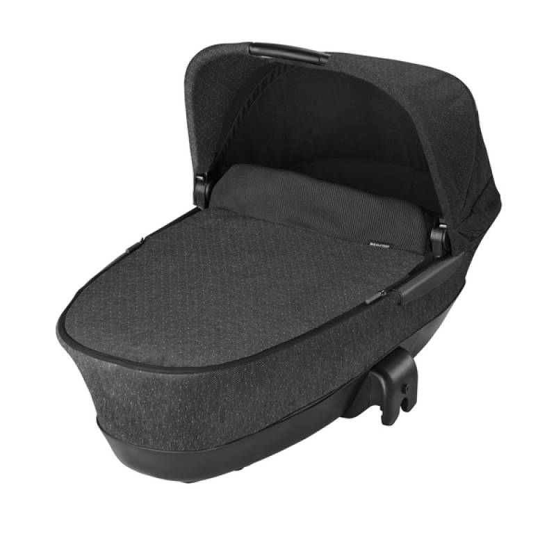 Maxi-Cosi Foldable Carrycot | Sparkling Grey