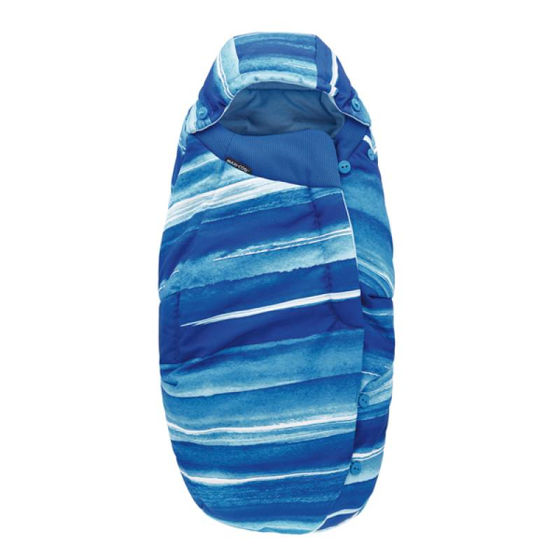 Maxi-Cosi General - Footmuff - Watercolor Blue
