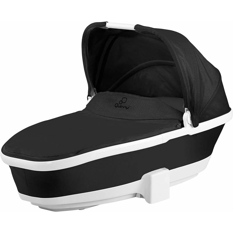 Quinny Foldable Carrycot | Black Irony