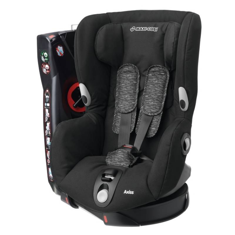 Maxi-Cosi Axiss - Car Seat | Black Line