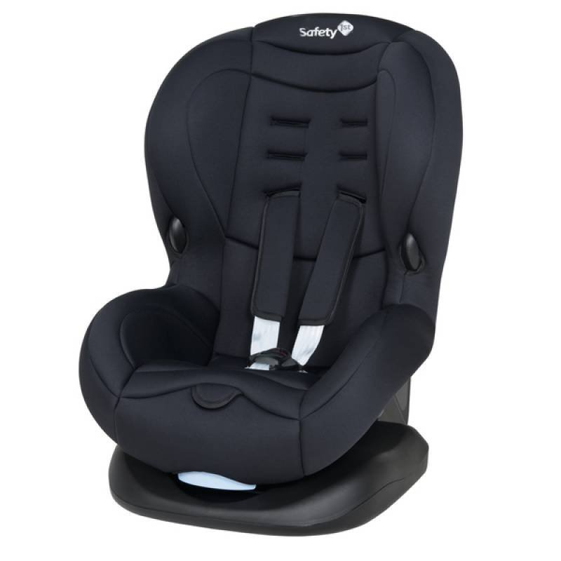 Safety 1st Baby Cool Car Seat | Full Black (2015)