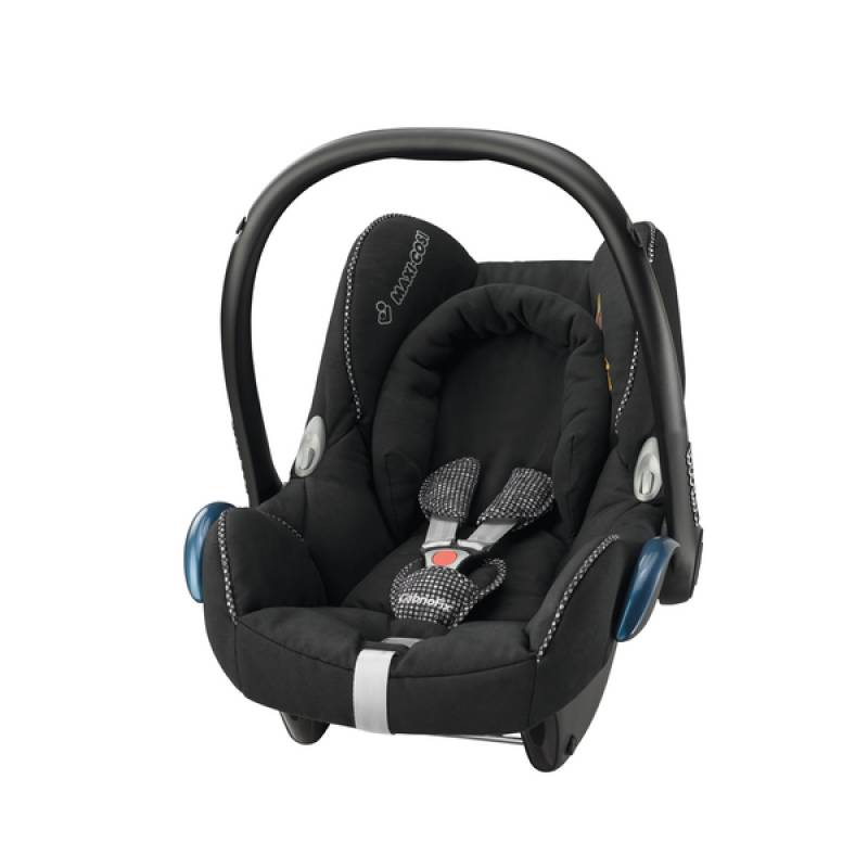 maxi cosi cabriofix car seat digital black 2015. Black Bedroom Furniture Sets. Home Design Ideas