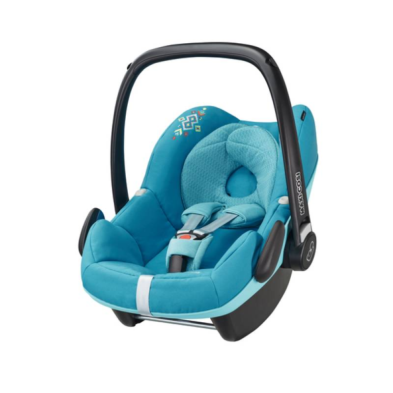 maxi cosi pebble car seat mosaic blue maxi cosi outlet. Black Bedroom Furniture Sets. Home Design Ideas
