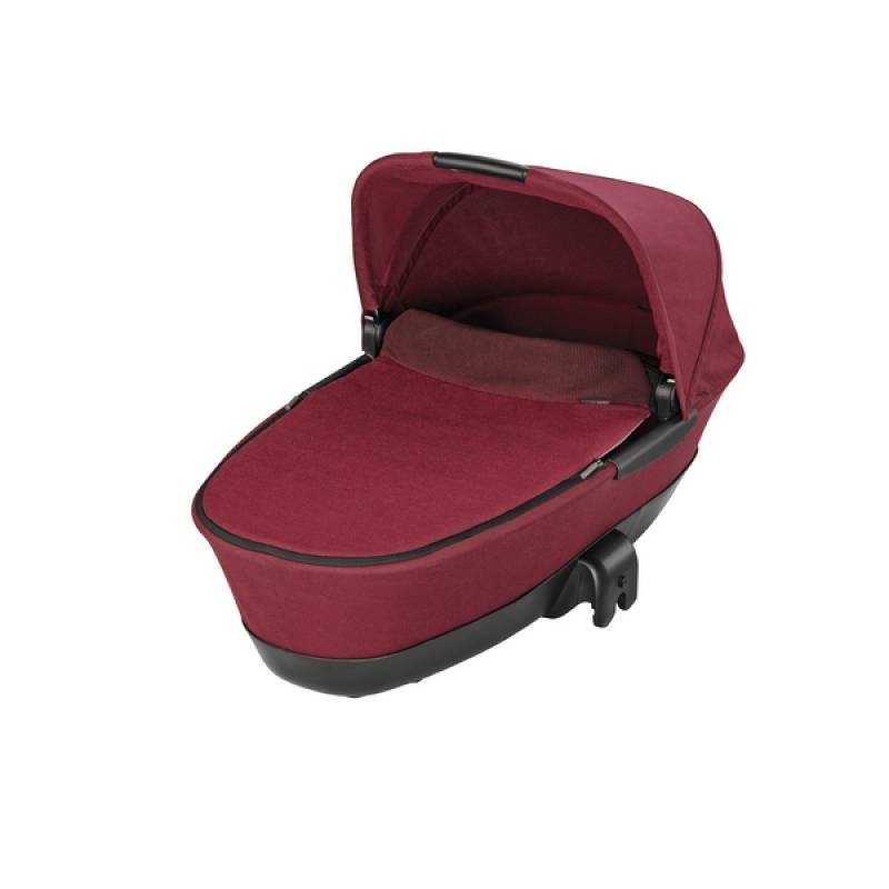 Maxi-Cosi Foldable Carrycot | Robin Red