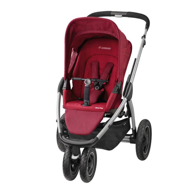 Maxi-Cosi Mura Plus 3 Pushchair | Robin Red