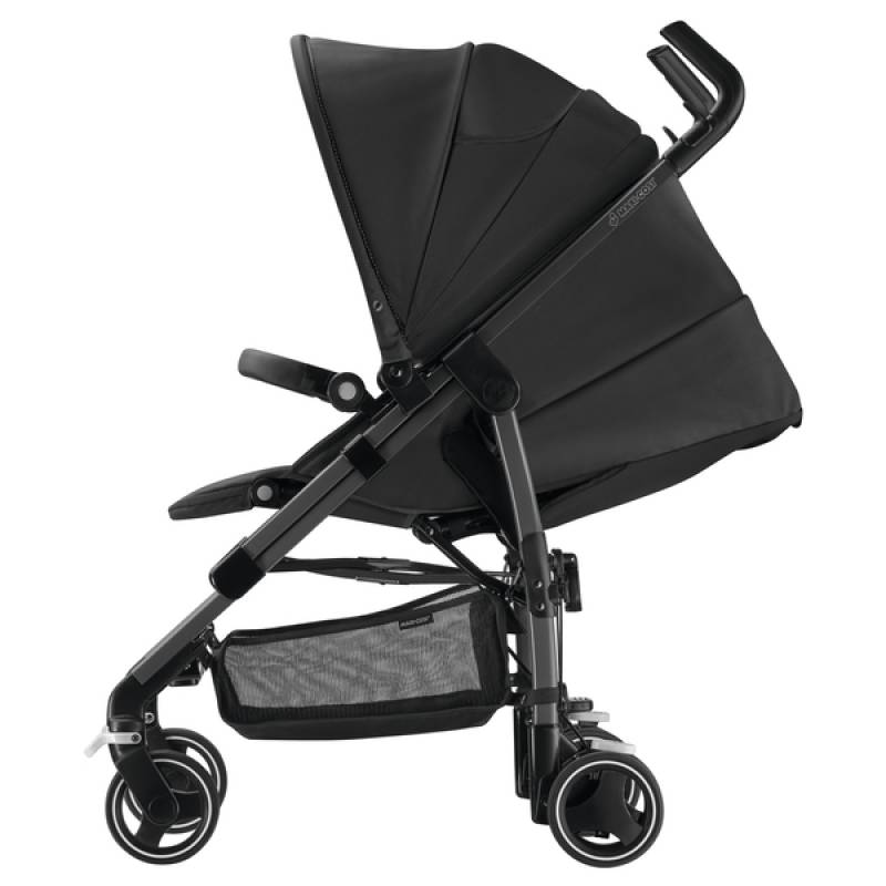 Maxi cosi dana pushchair black raven for Maxi cosi housse