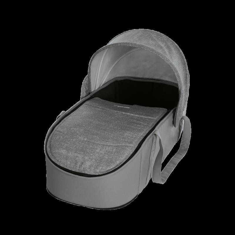 Maxi-Cosi Laika soft - Carrycot | Nomad Grey