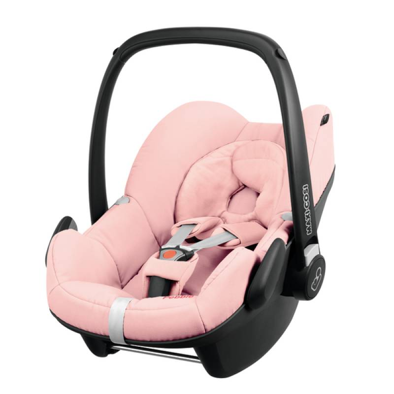 Pebble designed for quinny miami pink pastel maxi cosi for Housse maxi cosi cabriofix