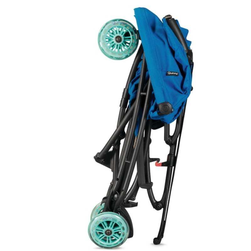 Quinny Yezz Stroller | Bold Blue - Maxi-Cosi Outlet