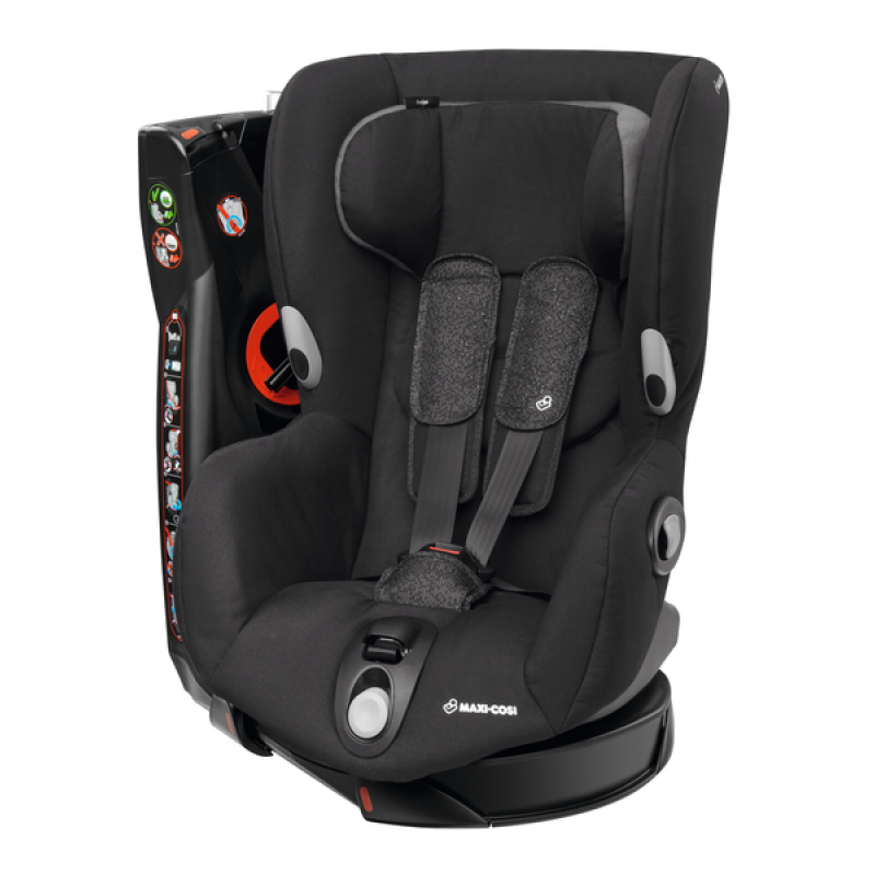 Maxi-Cosi Axiss - Car Seat | Triangle Black