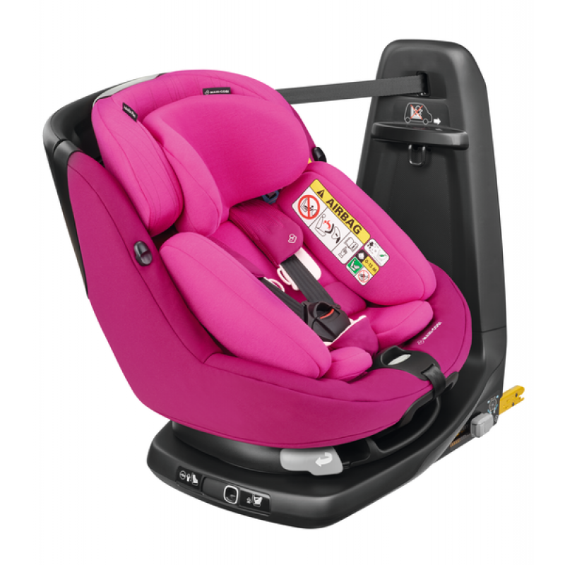 Maxi-Cosi AxissFix Plus - Car seat | Frequency Pink