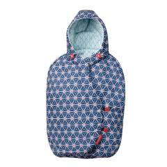 Maxi-Cosi Pebble - Footmuff - Blue Star