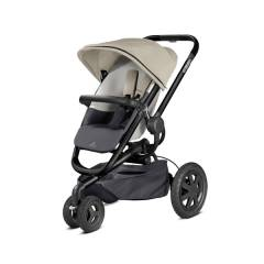 Quinny Buzz 3 Xtra - pushchair | Silver Frame - Reworked Grey