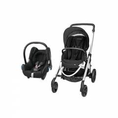 Maxi-Cosi Travel System 2-in-1 Elea - Black Raven