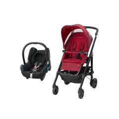Maxi-Cosi Travel System 2-in-1 Loola 3 - Robin Red
