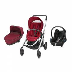 Maxi-Cosi Travel System 3-in-1 Elea - Robin Red