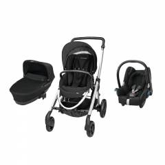 Maxi-Cosi Travel System 3-in-1 Elea - Black Raven