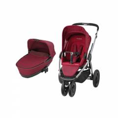 Maxi-Cosi Travel System 2-in-1 Mura Plus 3 - Robin Red