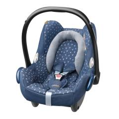 Maxi-Cosi CabrioFix Car Seat | Denim Hearts