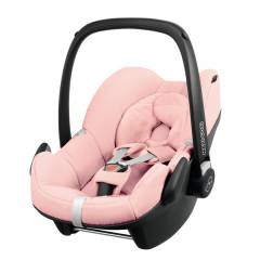 Maxi-Cosi Pebble - Designed for Quinny Miami Pink Pastel