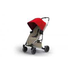 Quinny Zapp Flex Plus - Stroller | Red on Sand