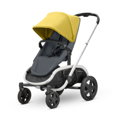 Quinny Hubb - pushchair | Ochre On Graphite