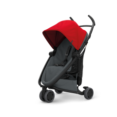 Quinny Zapp Flex - Pushchair | Red on Graphite