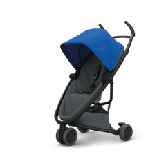 Quinny Zapp Flex - Pushchair | Blue on Graphite