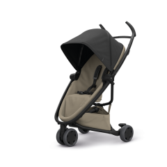 Quinny Zapp Flex - Pushchair | Black on Sand