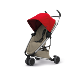 Quinny Zapp Flex - Pushchair | Red on Sand