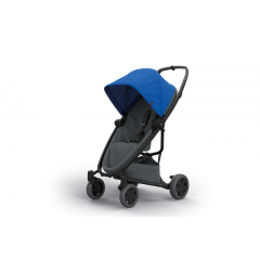 Quinny Zapp Flex Plus - Stroller | Blue on Graphite