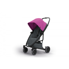 Quinny Zapp Flex Plus - Stroller | Pink on Graphite
